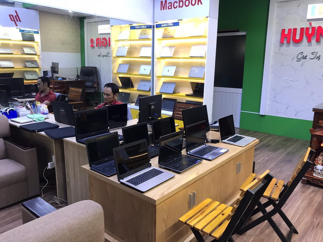 Địa chỉ bán laptop cũ uy tín tại Bình Dương