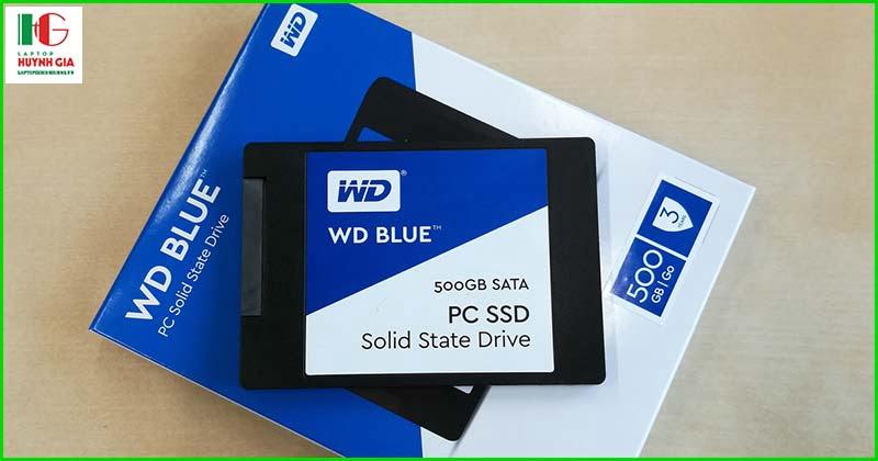 SSD WD