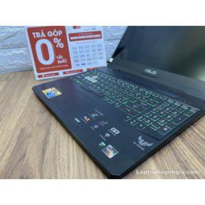 Laptop Asus FX505 -AMD Ryzen 5  Ram 8G  M.2 512G  Nvidia GTX1050  LCD 15.6 FHD IPS