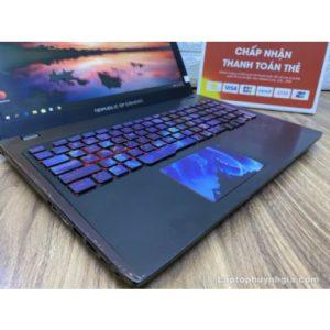 Laptop Asus GL553 -I5 7300HQ| Ram 8G| M2 128G| HDD 1T| Nvidia GTX1050| LCD 15 FHD