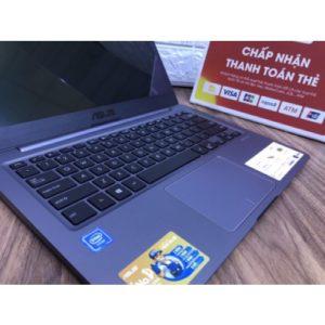 Laptop Asus X406s -N3060  Ram 2G  SSD 32G  Intel HD  Pin 3h  LCD 14