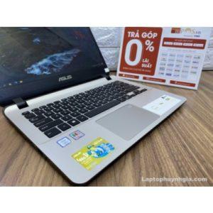 Laptop Asus X407 -I3 7020u| Ram 4G| HDD 1T| Intel UHD620| Pin 3h| LCD 14