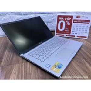 Laptop Asus X409 -I5 8265u  Ram 4G  SSD 128G  Intel HD 620m  Pin 3h  LCD 14 FHD