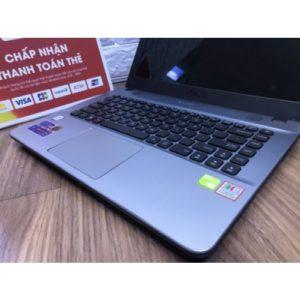 Laptop Asus X441 -I5 7200u  Ram 4G  SSD 128G  HDD 500G  Nvidia GT920mx  LCD 14