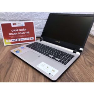 Laptop Asus X507 -N4000| Ram 4G| HDD 1000G| Intel HD | Pin 3h| LCD 15.6