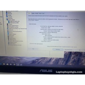 Laptop Asus K501 -I5 6200u| Ram 4G| HDD 1T| Nvidia Gt940mx | LCD 15.6 FHD