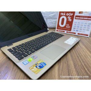 Laptop Asus X542 -I5 8265u| Ram 4G| M.2 128G| HDD 1T| Nvidia GT940mx| LCD 15.6