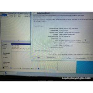 Laptop Asus K43E -I3 2330m| Ram 4G| HDD 500G| Intel HD 3000| LCD 14
