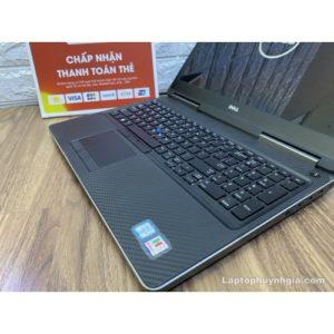 Laptop Dell Precision 7510 -I7 6820HQ| Ram 16G| M2 128G| HDD 1T| Nvidia Quadro M1000| LCD 15.6 FHD