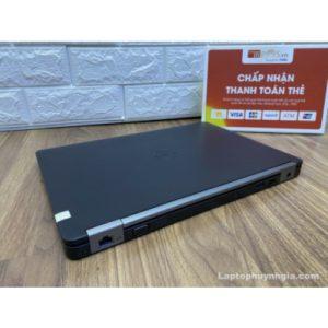 Laptop Dell E5470 -I5 6200u  Ram 8G  M2 256G  Intel HD 520  Pin 3h  LCD 14