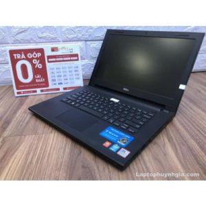 Laptop Dell N3442 -I3 4005u| Ram 4G| HDD 500G| Intel HD| Pin 2h| LCD 14
