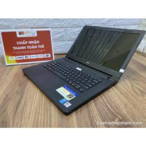 Laptop Dell N3458 -I3 5005u| Ram 4G| SSD 128G| Intel HD 5500| Pin 2h| LCD 14