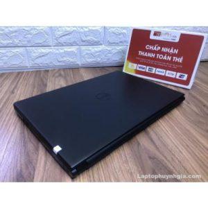 Laptop Dell N3559 -I5 6200u| Ram 4G| SSD 128G| AMD Radeon R5| Pin 2h| LCD 15