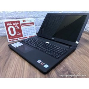 Laptop Del N3567 -I3 6006u| Ram 4G| HDD 500G| AMD Radeon R5| Pin 2h| LCD 15.6