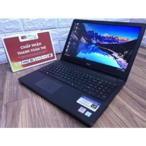 Laptop Dell N3567 -I5 7200u| Ram 4G| HDD 1000G| Intel HD 620m| Pin 2h| LCD 15.6