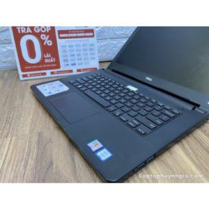 Laptop Dell N5459 -I5 6200u| Ram 4G| SSD 128G| Intel UHD520| Pin 3h| LCD 14 IPS