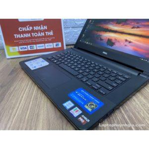 Dell Vostro 3459 -I5 6200u  Ram 4G  HDD 500G  AMD Radeon R5  Lcd 14