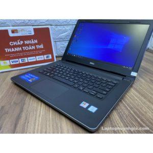 Dell Vostro 3468 -I5 7200u| Ram 4G| HDD 500G| AMD Radeon R5| LCD 14