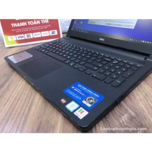 Laptop Dell N3559 - I5 6200u| Ram 8G| SSD 128G| HDD 500G| AMD Radeon R5| LCD 15.6