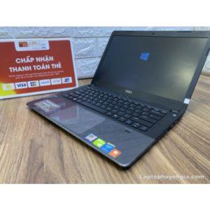 Laptop Dell Vostro 5480 -I5 5200u  Ram 4G  SSD 128G  Nvidia GT830  LCD 14