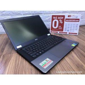 Laptop Dell V5480 -I5 5200u  Ram 4G  SSD 128G  Nvidia GT830  LCD 14
