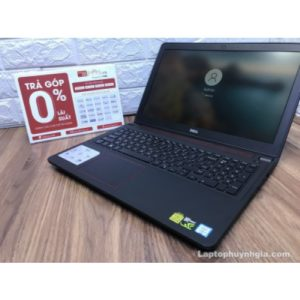 Laptop Dell N7559 -I5 6300HQ| Ram 8G| M2 160G| Nvidia GTX960| LCD 15.6 FHD