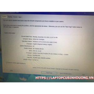 Laptop HP G3-I5 6300u |Ram 8G| HDD 1T| Intel HD 520m| Đèn Phím |LCD 15.6 Full HD