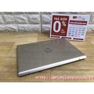 Laptop HP Pavilion -I3 7100u| 4G| HDD 1T| Intel HD 620m| Pin 3h| LCD 14
