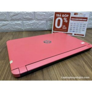 Laptop HP Pavilion 15 -I5 5200u| Ram 4G| HDD 1000G| Intel HD 5500| Pin 2h| LCD 15.6