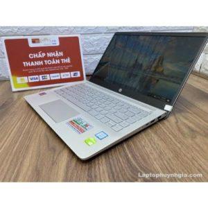Laptop HP 14 -I5 8250u| Ram 8G| SSD 256G| Nvidia GT940mx| LCD 14 FHD
