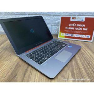 HP Elitebook Polio -M-5y51| Ram 8G| M.2 128G| Intel HD 5300| LCD 12.5inh 2k