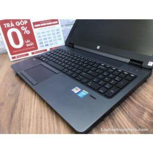 Laptop HP Zbook -I7 4700MQ  Ram 8G  SSD 128G  HDD 1T  Nvidia K1100  LCD 15.6 FHD