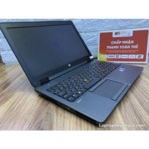 HP Workstation Zbook -I7 4710MQ| 8G| Msata 128G| HDD 1T| Nvidia K1100| LCD 15.6 FHD