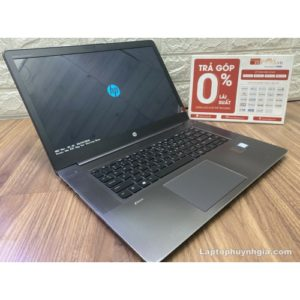 Laptop HP Zbook G3 -Xenon E3  Ram 16G  Nvme M.2 1T  Nvidia Quadro M1000M  LCD 15.6-4K