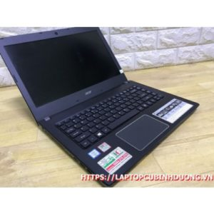 Laptop Acer 475G -I3 6010u  Ram 4G  HDD 500G  Intel HD 520m   LCD 14 HD+