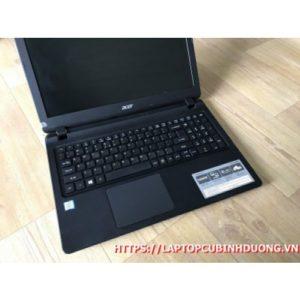 Laptop Acer ES15 -I3 6100u Ram 4G HDD 500G Intel HD 520m LCD 15.6