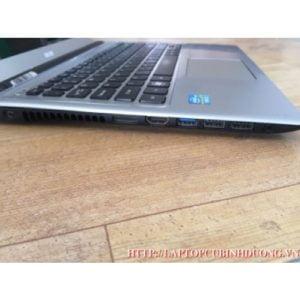 "Laptop Acer V5-471 I5 3317u/Ram 4G/HDD 500G/Intel HD 4000/LCD 14"""