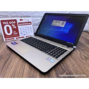 Laptop Asus X541u| Ram 4G| SSD 128G| Intel HD 620m| Pin 3h| LCD 15.6