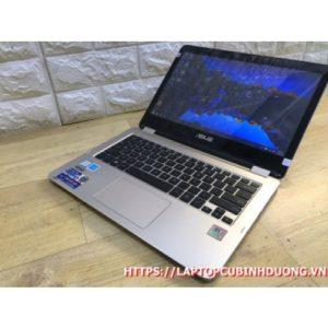 Laptop Asus TP301- I3 6100u| Ram 4G| SSD 128G|Intel HD 520|LCD 13.3