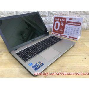 Laptop Asus X540 -I3 5005u  Ram 4G  HDD 500G  Pin 2h  LCD 15.6