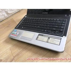 Laptop Emachine D730 -I3 350m Ram 2G HDD 320G Intel HD LCD 14