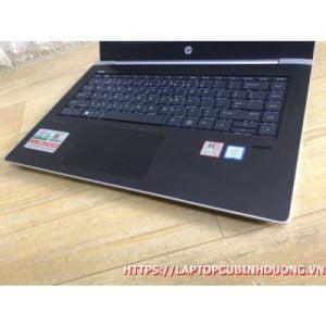 Laptop HP G5 -I3 7100u| 8G| SSD 128G| Intel HD 620m| Đèn Phím| LCD 14