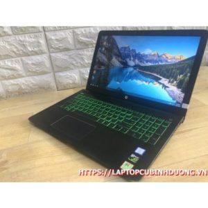HP Power -I7 7700HQ| Ram 8G|M2 128G or 1T| Nvidia GTX1050| LCD 15.6 FHD IPS
