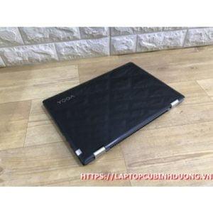 Laptop YoGa 510 -I3 6100u Ram 4G HDD 500G Pin 4h LCD 14 Cảm Ứng