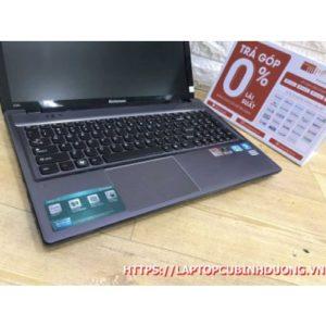 Laptop Lenovo Z580 -I5 3210m| Ram 4G| SSD 128G| Nvidia GT630m| LCD 15.6