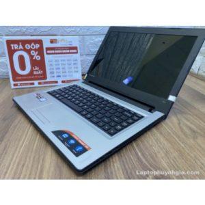 Laptop Lenovo 300 - I5 6200u  Ram 4G  SSD 128G  AMD Radeon R520  LCD 14