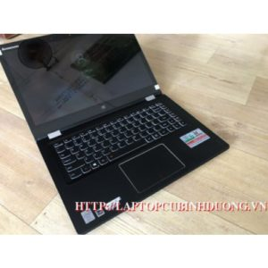 Laptop YoGa Pro -I5 5200u/Ram 8G/Msata 256G/Pin 5h/LCD 13.3 Full HD Cảm ứng