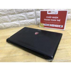 MSI GE60 -I7 4710HQ| Ram 8G| SSD 256G| HDD 500G| Nvidia GTX850m| LCD 15.6 FHD