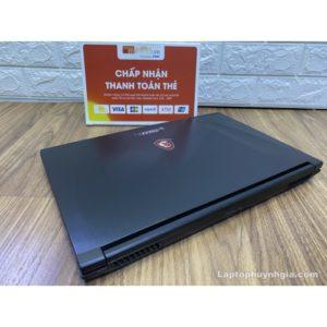 Laptop MSI GE62 -I7 7700HQ| RAm 8G| M.2 128G| HDD 1T| Nvidia GTX1050| LCD 15.6 FHD