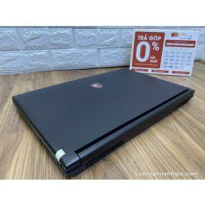 MSI GV72 -I7 7700HQ| Ram 16G| SSD 128G| HDD 1T| Nvidia GTX1050| LCD 17 FHD